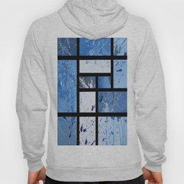 Movin with Pollock, Mondrian & Haring  Hoody