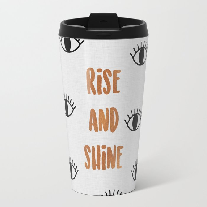 Rise & Shine Travel Mug