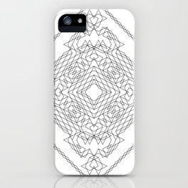 Geometric #1 iPhone Case