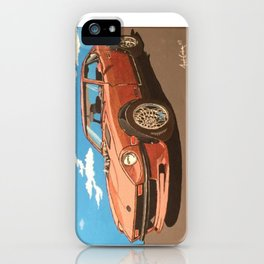 Datsun 280z power tour iPhone Case