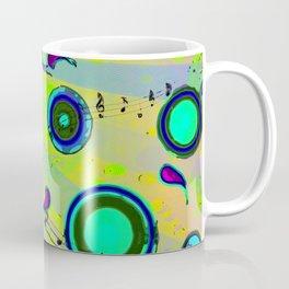 Pop Muzik Coffee Mug