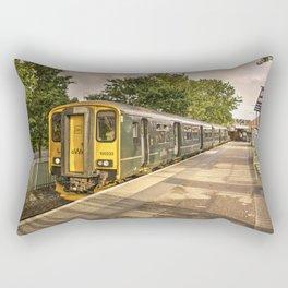 Exmouth Sprinter Rectangular Pillow