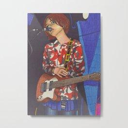 Rachel G. Metal Print