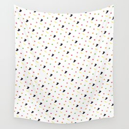 Fruit Salad (Small Pattern) Wall Tapestry