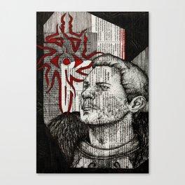 Ser Cullen Stanton Rutherford Canvas Print