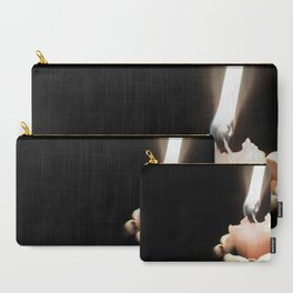 United with fire (Moth) Carry-All Pouch