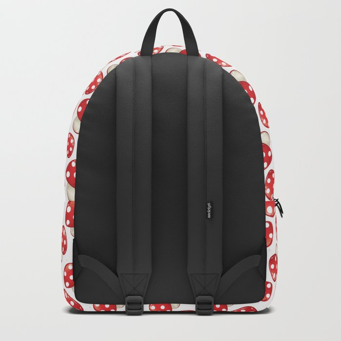 Cute Mushrooms Backpack