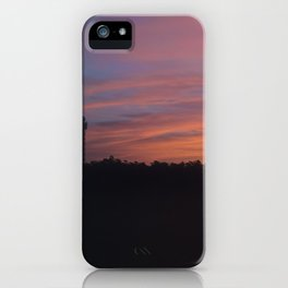 HOT SPRINGS BOUND iPhone Case