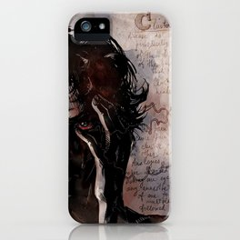 """CH"" Cluster Headache iPhone Case"