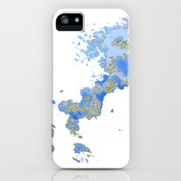 Ray of sky iPhone Case