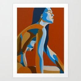 Body study Art Print
