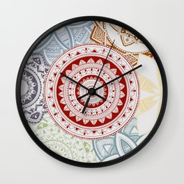 One by another Wall Clock