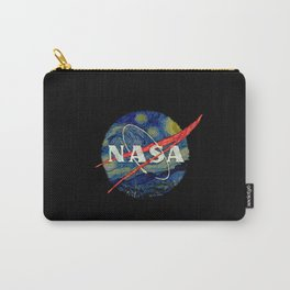 Starry Nasa Carry-All Pouch