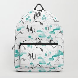 Outdoor map Backpack