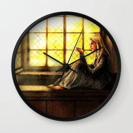 Alexia Ashford Wall Clock