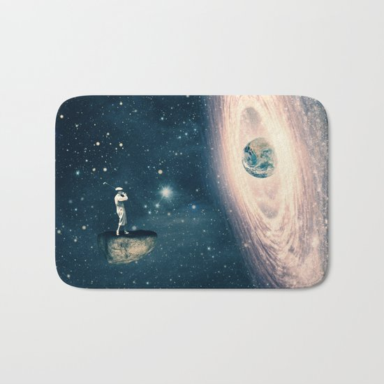 Life Is Just A Game! Bath Mat