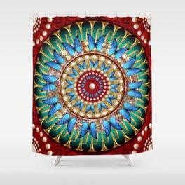 Mephistos Shower Curtain