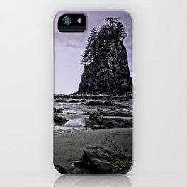 Second Beach-La Push, Washington iPhone Case