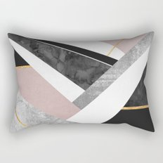 Lines & Layers 1 Rectangular Pillow