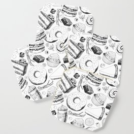 Delicious pattern  Coaster