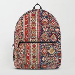 Chichi Kuba East Caucasus Rug Print Backpack