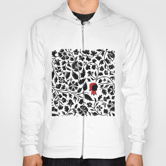 Little Red forest Hoody