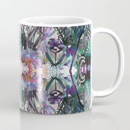 Psychedelic Positive Notes Coffee Mug