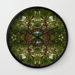 The Living Tree Wall Clock