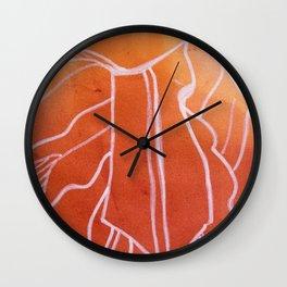 Floral No.20 Wall Clock