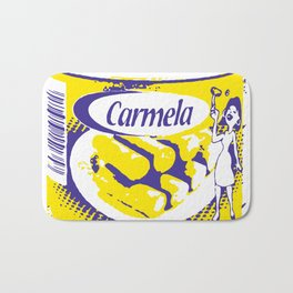 Salchichas Carmela Bath Mat