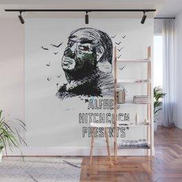 Hitchcock Presents Wall Mural