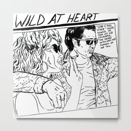 Wild Youth (1990) Metal Print