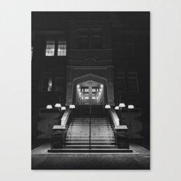 Schools Out Canvas Print