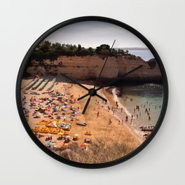 Nossa Senhora da Rocha Algarve Portugal Wall Clock