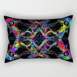 Let the Music GLOW Rectangular Pillow