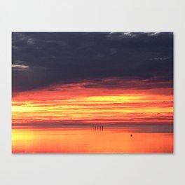 Sailors delight Canvas Print