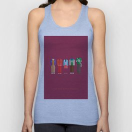 The Big Bang Theory | Famous Costumes Unisex Tank Top