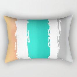 403 Paint Swatches Rectangular Pillow