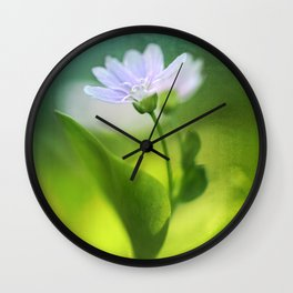 Above all, infinity...  Wall Clock
