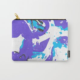 Lavanda marble Carry-All Pouch
