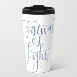 Festival of Lights Travel Mug