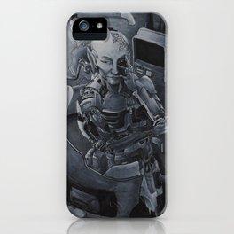 Metal maniac iPhone Case