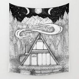 Dwelling Wall Tapestry