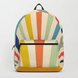 Sun Retro Art III Backpack