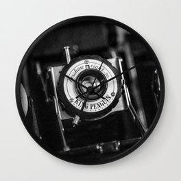 Classic Cameras. Wall Clock