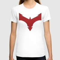 nightwing T-shirts featuring Nightwing 52 by Sdog1982