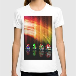 Super Mario Kart - Pixel art T-shirt