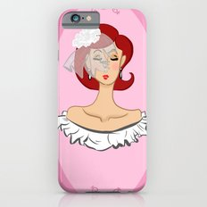 Here comes the Bride iPhone 6 Slim Case