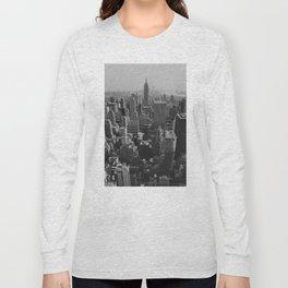 New York City Print Long Sleeve T-shirt