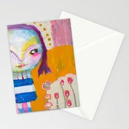 Magic Garden Stationery Cards
